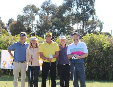 Robert Allenby Golf Day and Gala Dinner